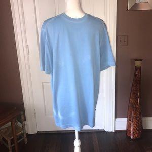 Tommy Bahama Light Blue T Shirt Size M